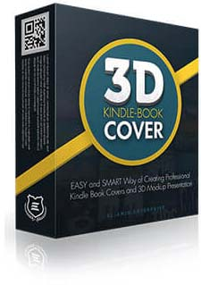 3D Kindle Book Covers