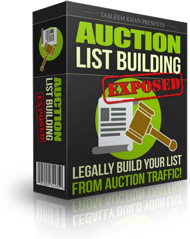 Auction List Building Exposed