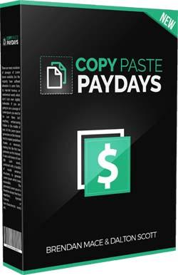 Copy Paste Paydays