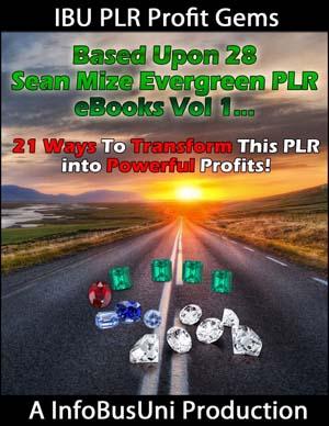 Sean Mize Evergreen Gems Vol. 1