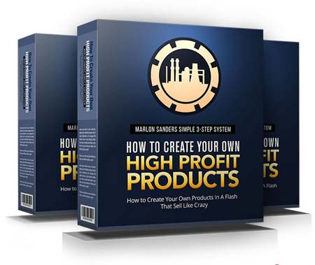 How To Create Your Own High Profit Products