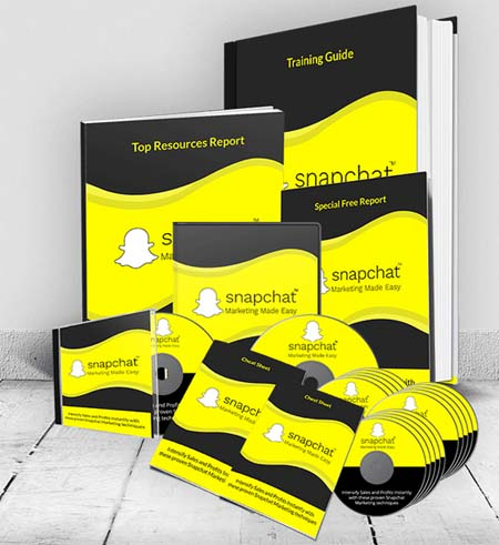 SnapChat Marketing Made Easy