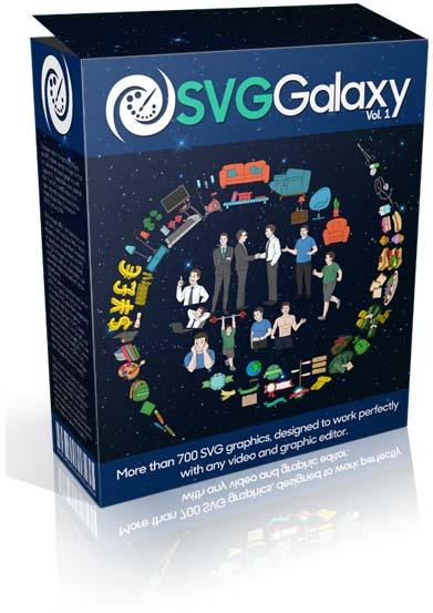 SVG Galaxy