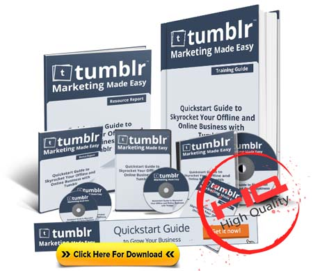 Tumblr Marketing Made Easy