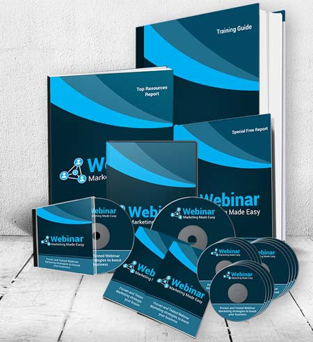 Webinar Marketing Made Easy